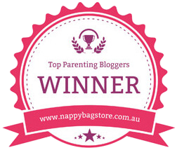 Top Parenting Bloggers Winner